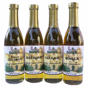Custom 4-Pack Flavored Agave Nectar  (Free Delivery!)