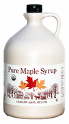 Organic Maple Syrup 1 gallon