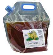 1-gallon Raw Organic Blue Agave Nectar w/ Free Shipping!