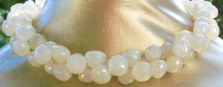 Pearl Chalcedony Clouds