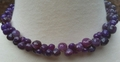 Plum Chalcedony Floating