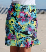 kick it up skirt - Flower Power