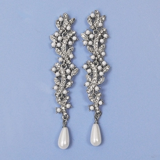 A BEAUTIFUL DAY BRIDAL EARRINGS