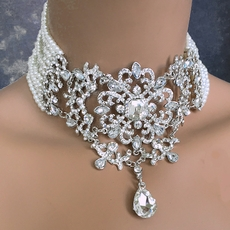 AUDREY WEDDING JEWELRY SET