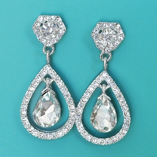 ISABELLE RHINESTONE EARRINGS