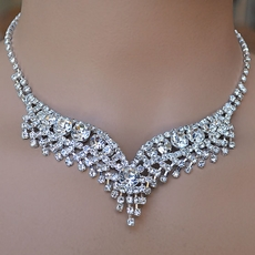 ROYALTY RHINESTONE JEWELRY SET - ONLY TWO SETS REMAINING