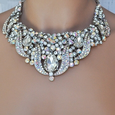 SUPER STAR RHINESTONE JEWELRY SET - SOLD OUT