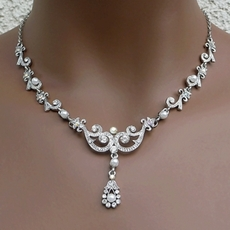 Bridal Fashion Jewelry For Cheap Wedding Jewelry Sets