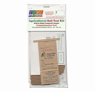 Agricultural Soil Test kit Comprehensive
