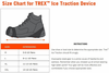 Ergodyne Trex 6310 Adjustable Ice Traction Device