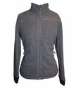 Gerbing Gyde Thermite Heated Fleece Jacket for Women, Grey - 7V Battery