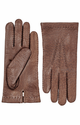 Hestra Men's Peccary Handsewn Unlined Gloves
