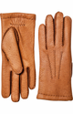 Hestra Peccary Handsewn Lambskin Lined Gloves