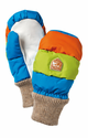 Hestra Swisswool Loft Junior Mitt