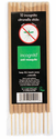 Incognito�All Natural Deet-Free Anti Mosquito Incense Sticks