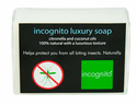 Incognito�All Natural Deet-Free Anti Mosquito Luxury Soap 100g