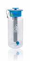 Lunatec Aquabot Bottle 1000 mL Blue/Clear