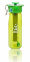 Lunatec Aquabot Bottle 650 mL Green