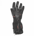 Mobile Warming Barra Leather/Textile Heated Gloves - 12 Volt
