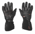 Mobile Warming Barra Leather/Textile Heated Gloves - 7V Battery