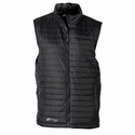 Venture Heat 5V Men's Heated Puffer Vest with Power Bank