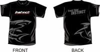 Instinct Mako T-Shirt Black