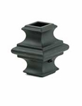 "Adjustable Knuckle for 1/2"" balusters - Italian"