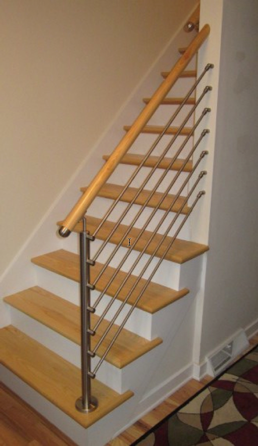 Stainless Steel Stair Parts Stainless Steel Stair Bar