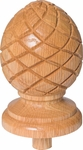 Carved Pineapple Finial - 414