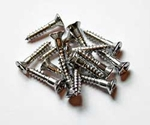 Stainless Flat Head Screw (for wood)