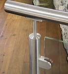 Stainless Handrail Supports