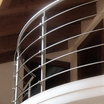 Stainless Round Bars & Holders