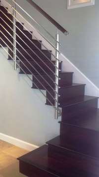 Stainless Steel Stair Parts Collection 1
