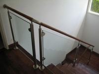 Stainless Steel Stair Parts Collection 3