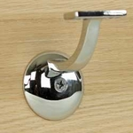 Wall Rail Brackets - Multiple Finishes Available