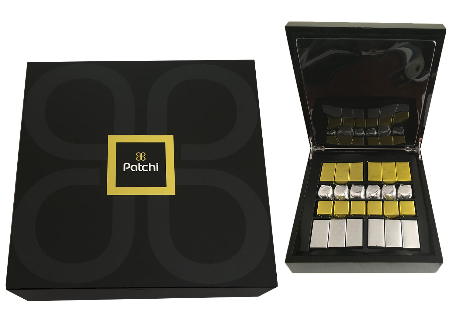 Boxed Collection Patchi (658gr)