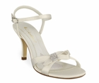 Lila Shoe by Coloriffics  3� heel  ivory size 10 only Clearance