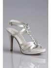 Shine Shoe by Allure Bridal size 6 only