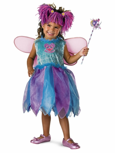 Abby Cadabby Deluxe Girls Costume