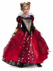 Alice Through the Looking Glass Red Queen Deluxe
