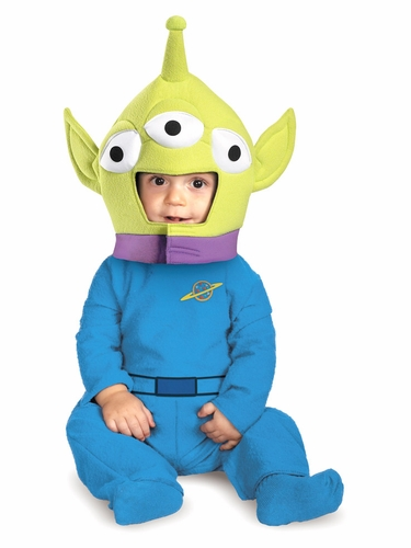 Alien Classic Infant Costume