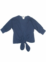 Anthem of the Ants Navy Courtyard Cardigan