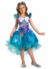 Ariel Tutu Prestige Girls Costume