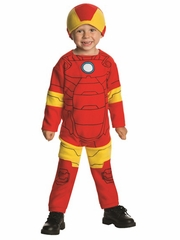Avengers Iron Man Toddler Costume