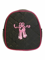 Ballet Shoe Big Backpack
