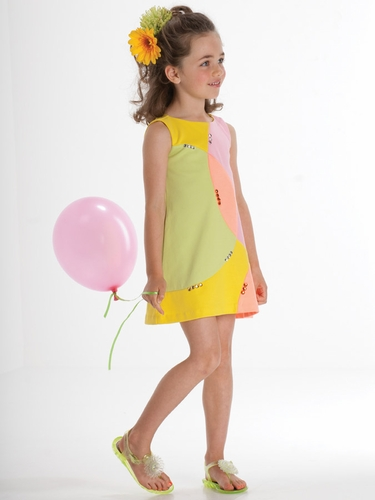 Biscotti Mod About You Multicolor Dress