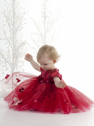Biscotti Rose Rhapsody Ballerina Dress