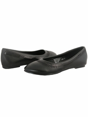 Black Patent Sequins Ballerina Girls (Youth) Shoe
