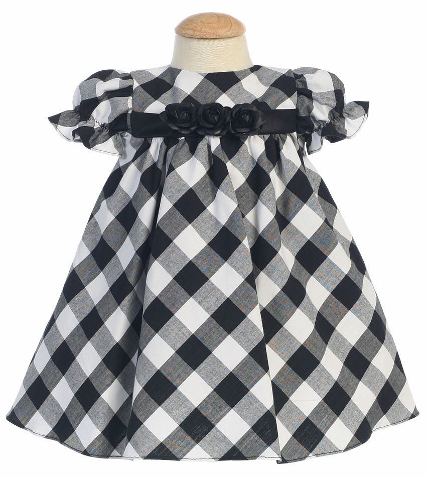 Black White Baby Clothes