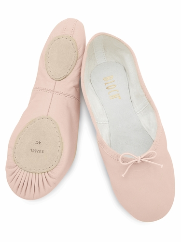 Bloch Girls Dansoft Split Sole
